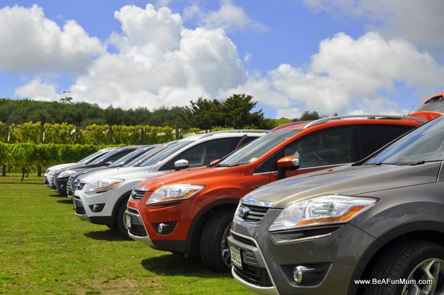 Ford Kuga Review -- Australia