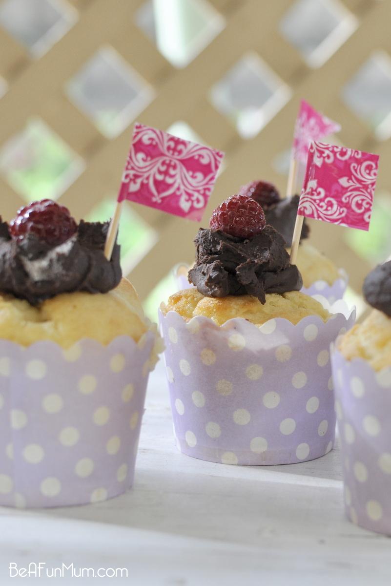 Easy Cupcake recipe Thermomix