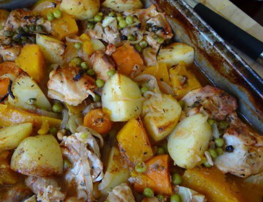 Chicken Stew Recipe - Easy
