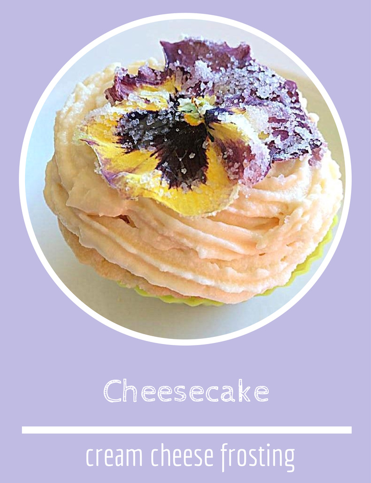 Cheesecake Cream Cheese Frosting