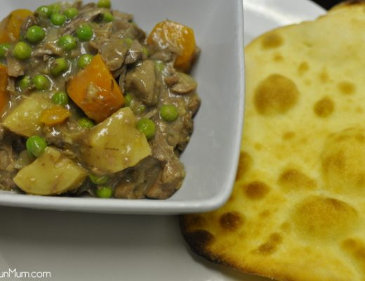 Slow Cooker Lamb Stew - Easy