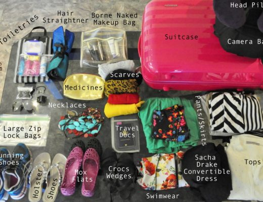 Packing Tips - Dubai