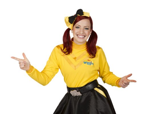 Interview with Yellow Wiggle Emma Watkins