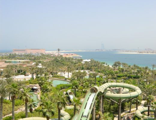 Aquaventure Waterpark - Dubai -