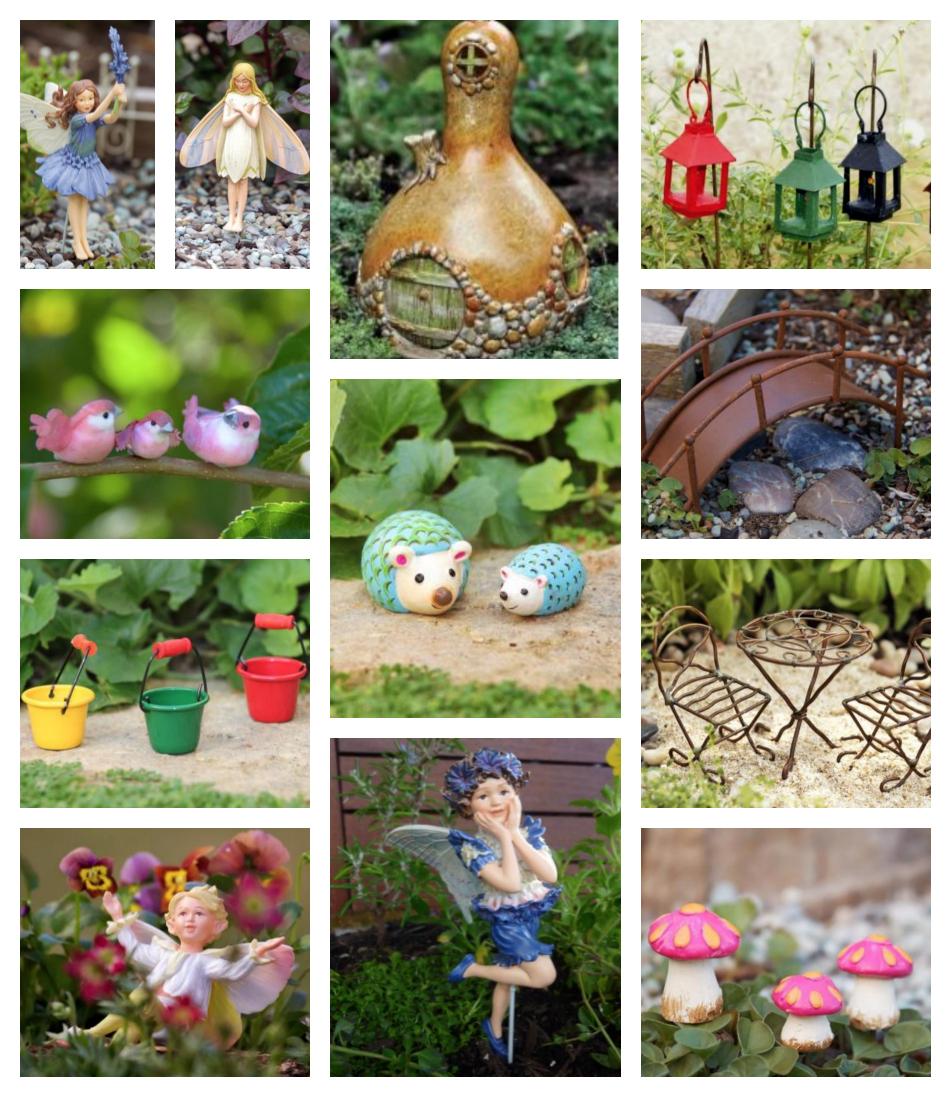 Miniature terrarium fairy garden be a fun mum for How to make a fairy garden accessories