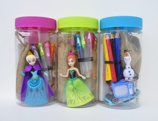 Fun Play Jars