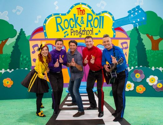 The Wiggles' Rock & Roll Preschool