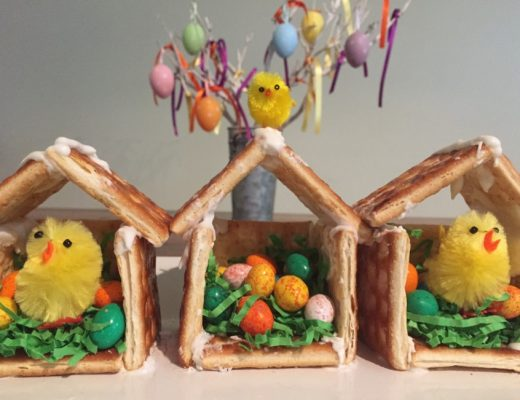 Easter Chicky Houses