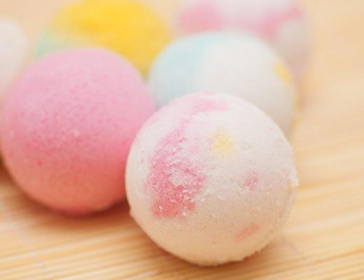 Bath Bombs - make them yourself!