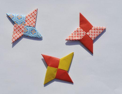 Origami Ninja Stars
