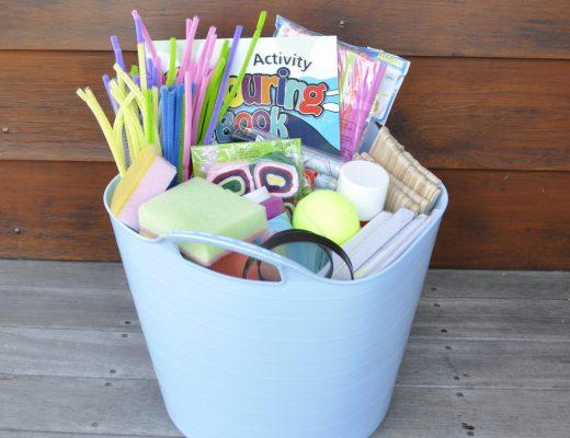 School Holiday Fun Box