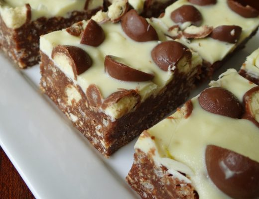 Malteser Slice Recipe