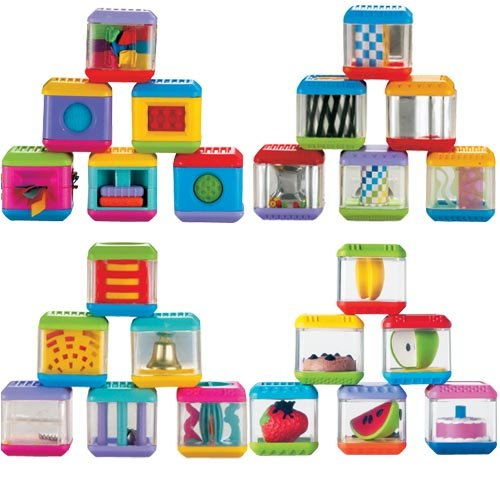 Fisher Price peek-a-blocks – Be A Fun Mum