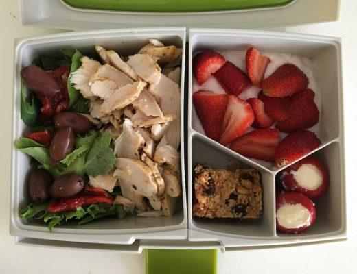 Adult Lunch Box Ideas