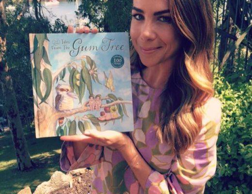 Kate Richie reading May Gibbs