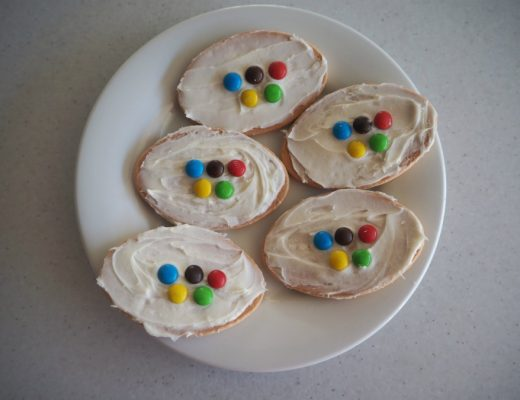 Easy Olympic Cookies