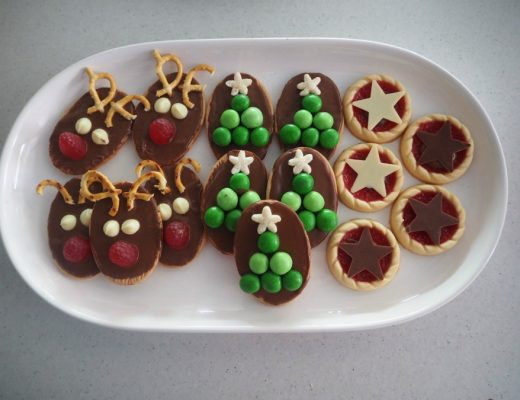 Christmas biscuit ideas