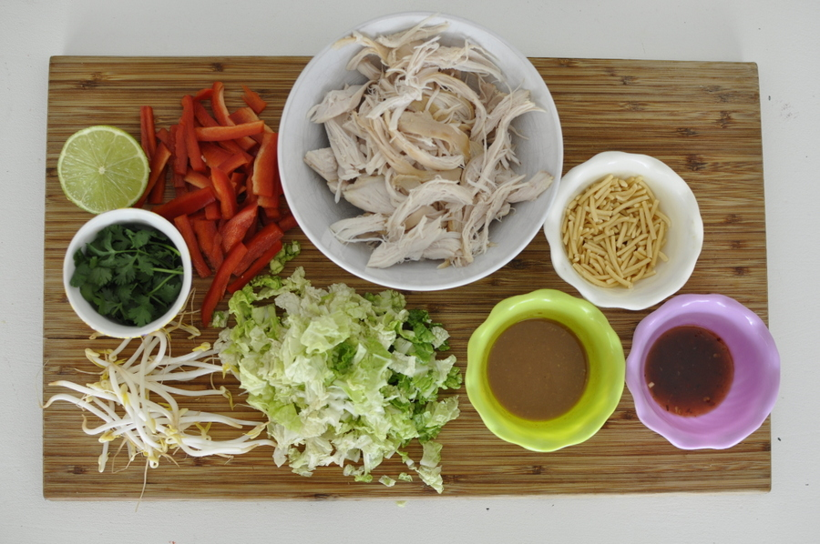 Rice paper Rolls -- How to Make
