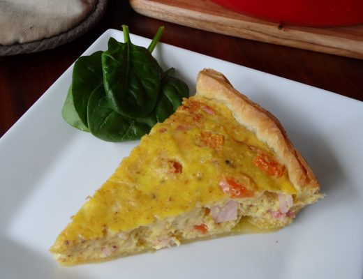 Bacon & Egg Pie Recipe