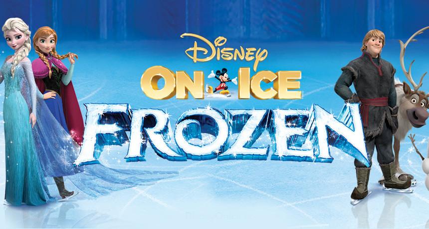 Disney On Ice Frozen  Tour Dates