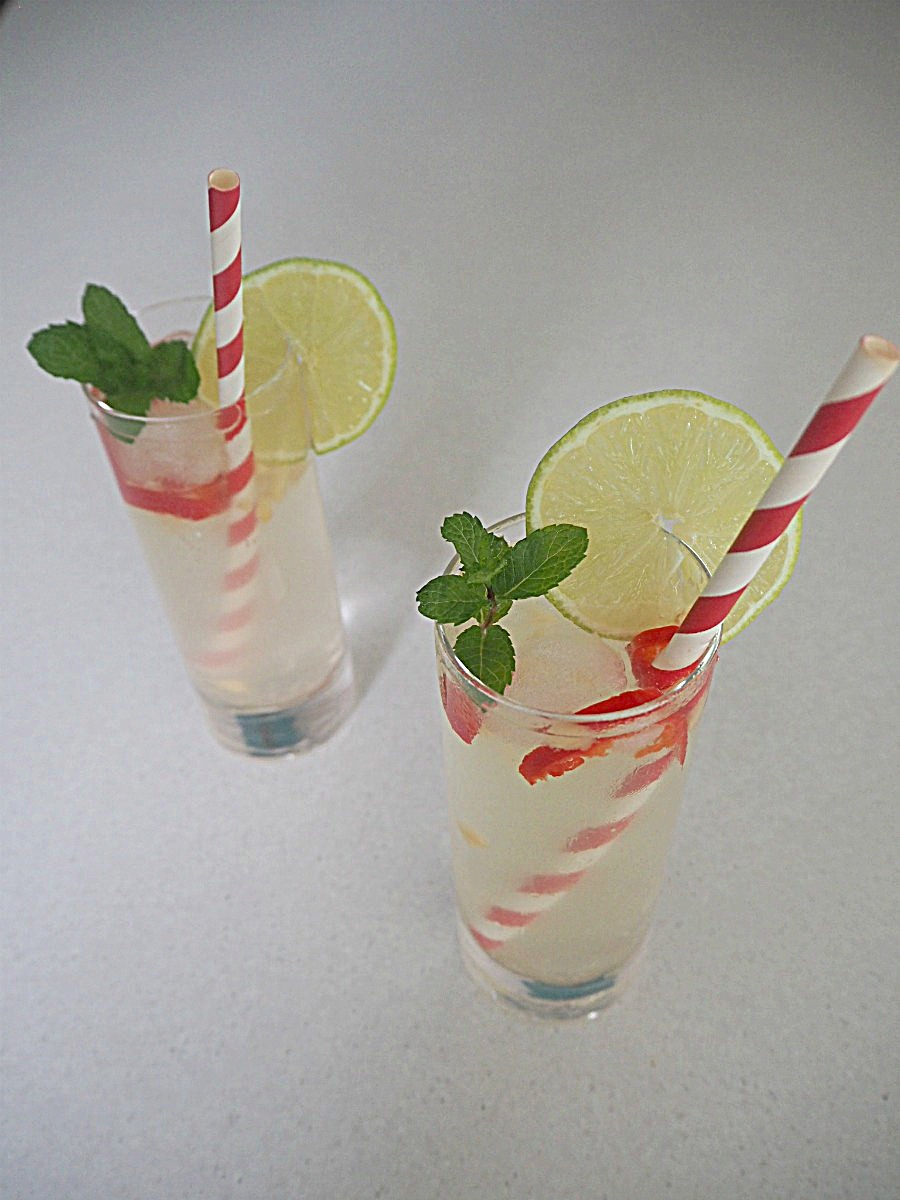 Ginger Ninja Mocktail