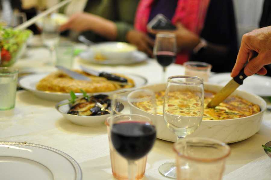 Shabbat Dinner in Israel