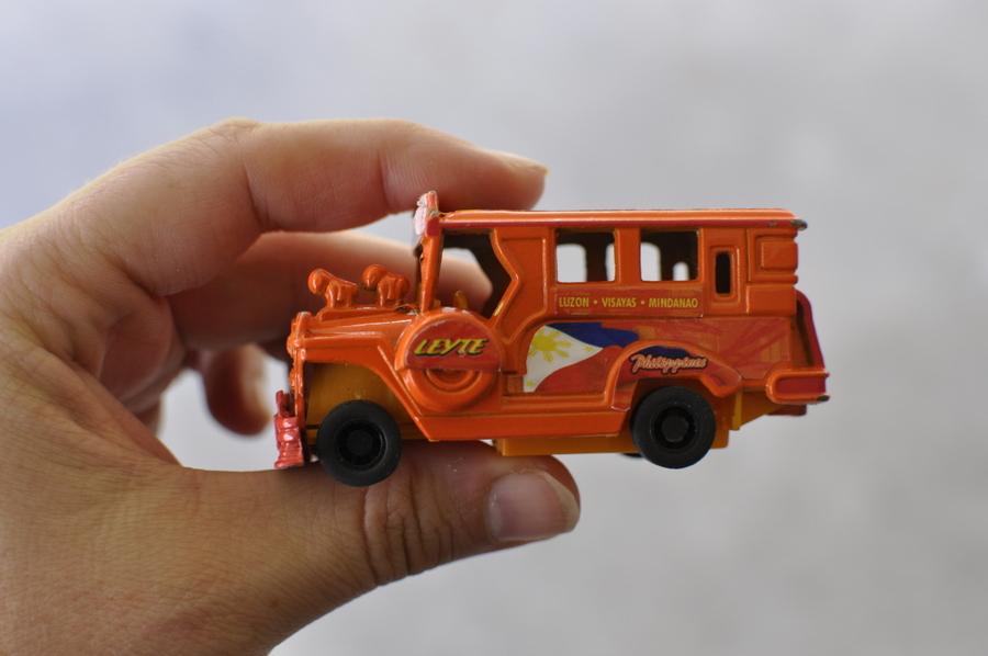 jeepney toy - Philippines
