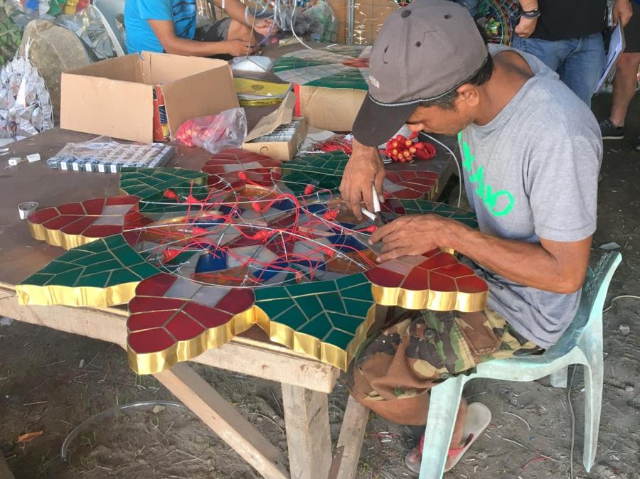 Parol Lantern - Philippines