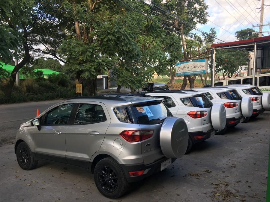 Ford EcoSport - Susie's Cuisine - Philippines