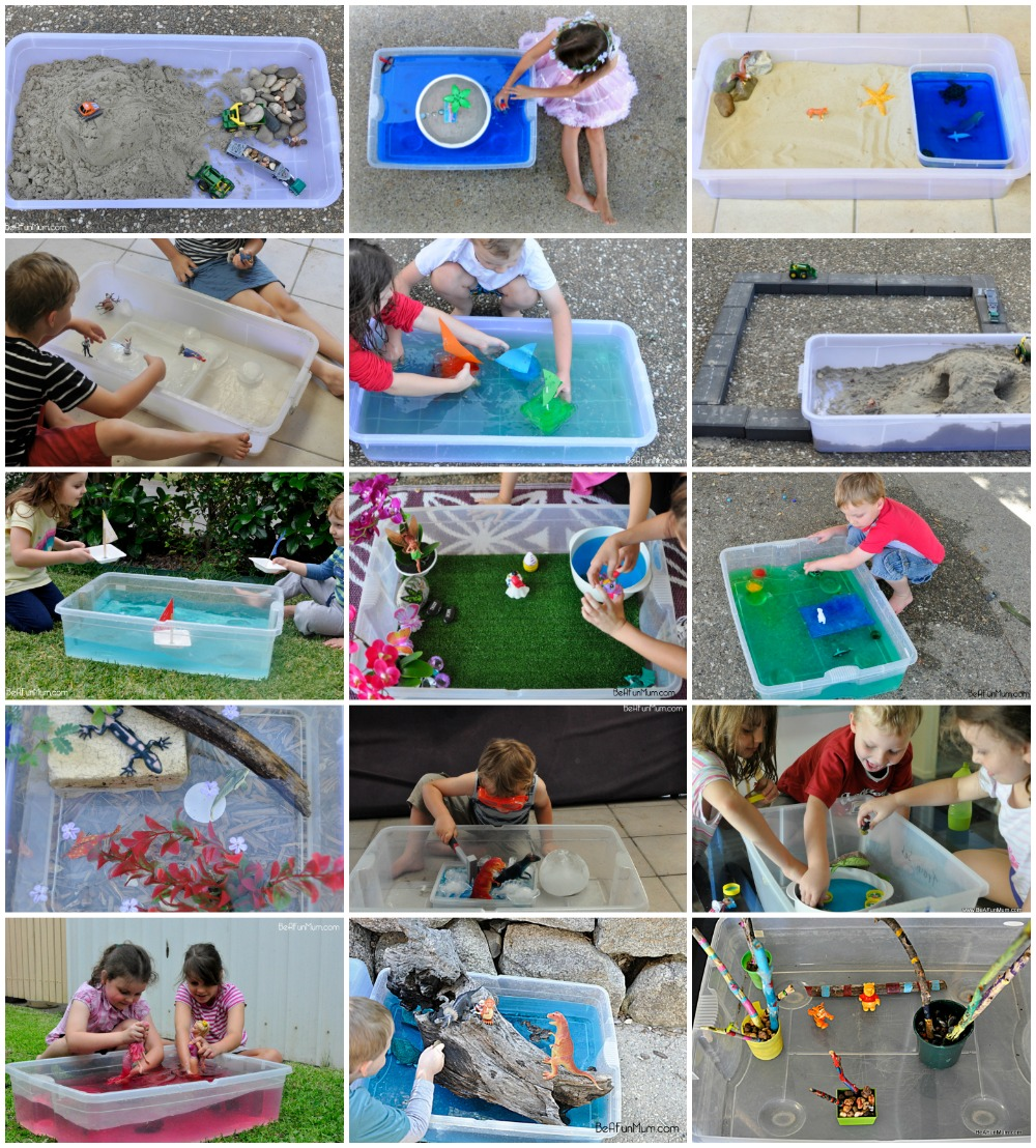 Encouraging Play at home with kids