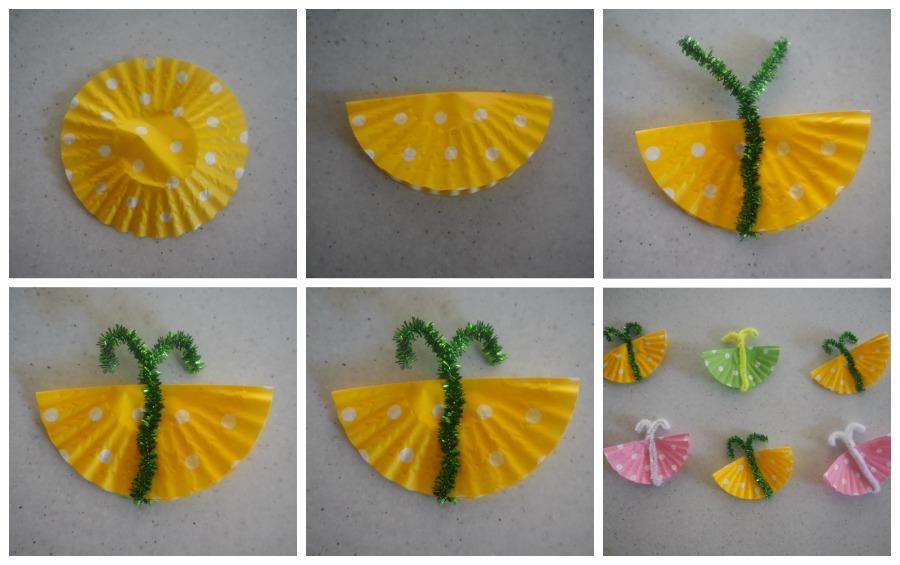 make butterflies