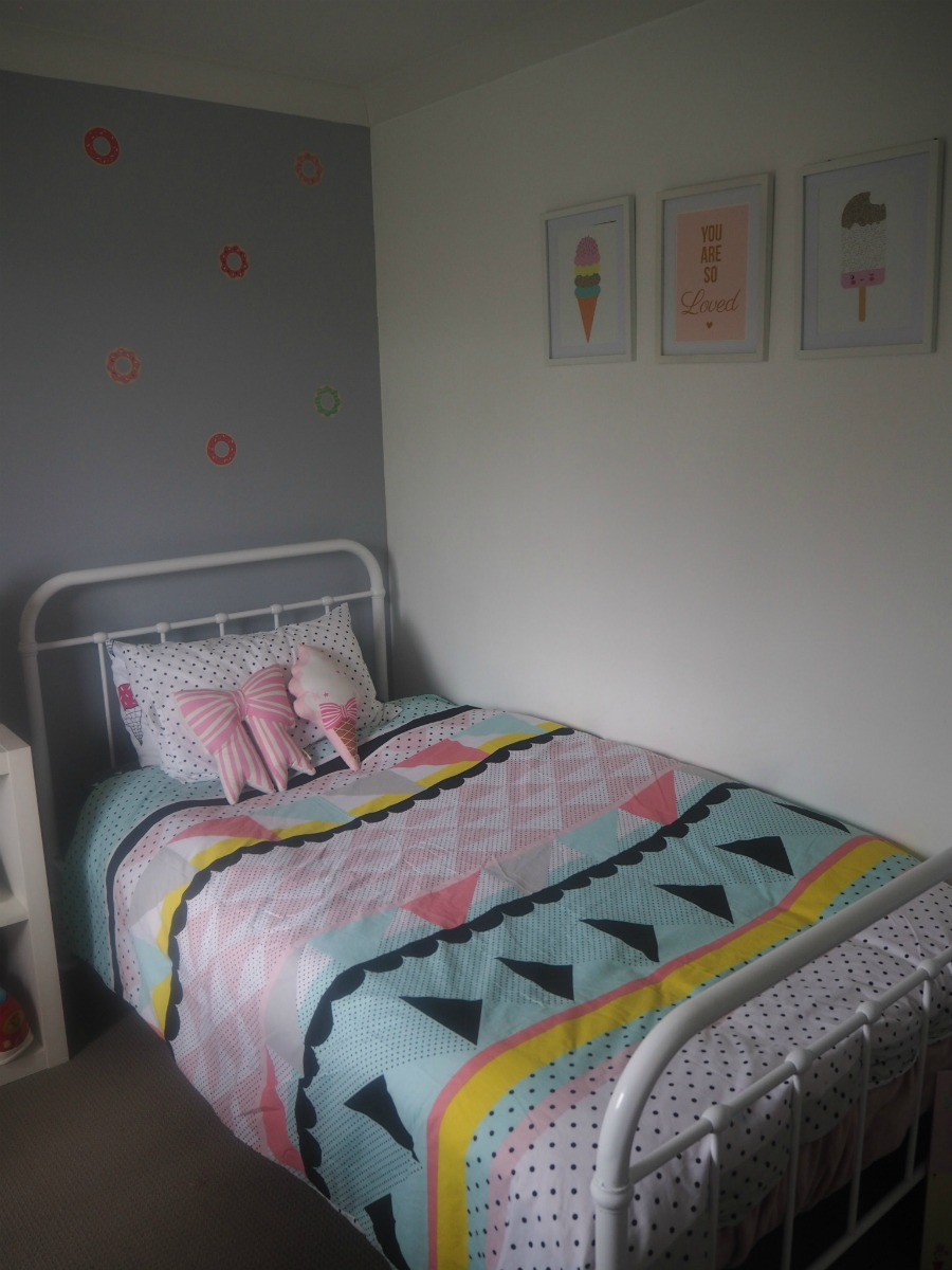 two year old's room