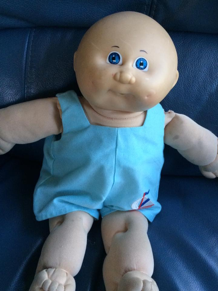 Cabbage Patch Kid Doll - Russell James