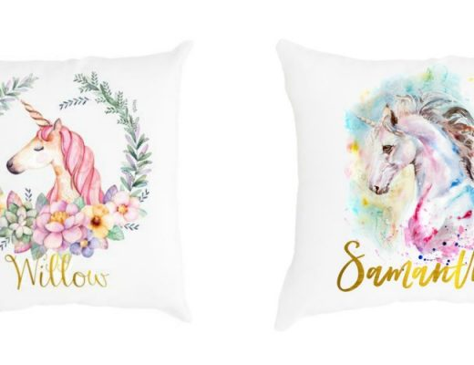 lovely personalised cushions