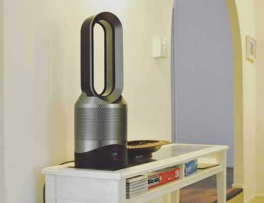 Dyson Pure Hot+Cool Link purifier fan heater