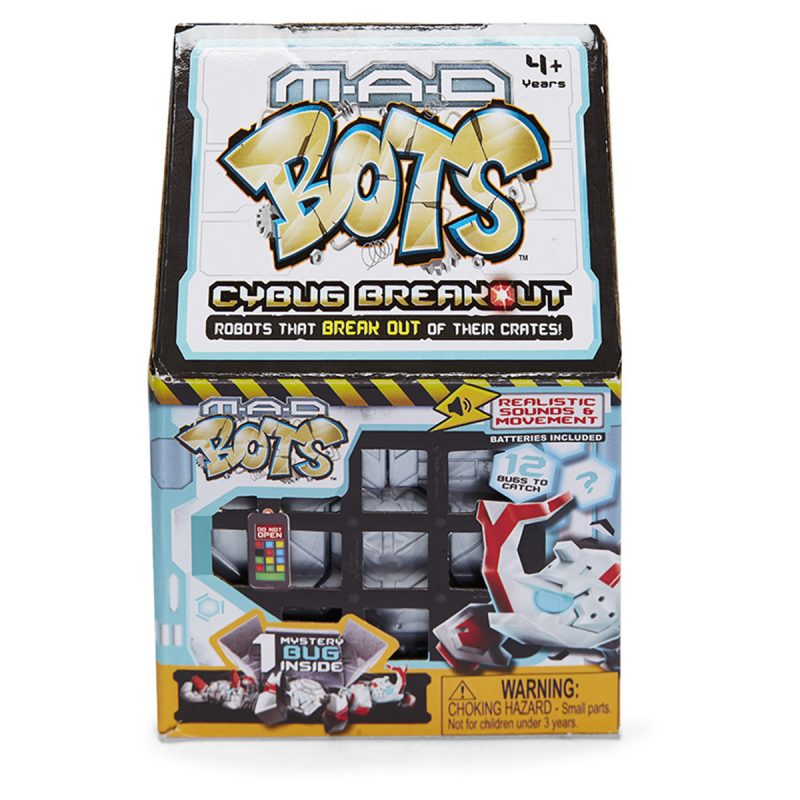Mad Bots toys