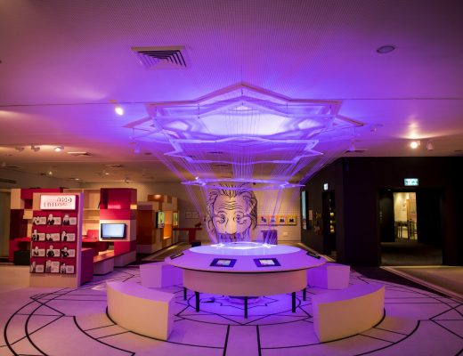 The Museum of the Jewish People at Beit Hatfutsot