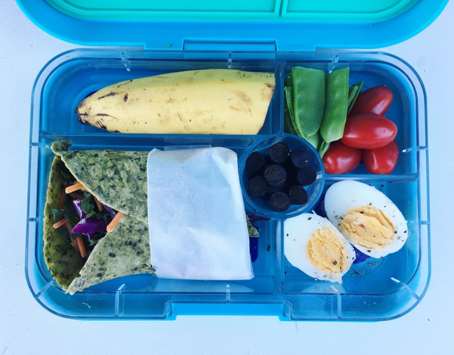 Yumbox Tapas Review