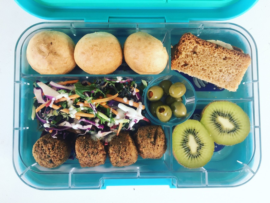 Yumbox Tapas lunch box ideas