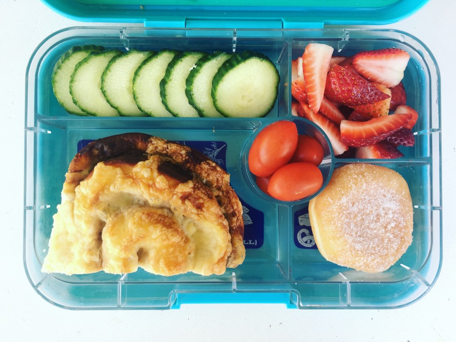 Lunch Box Inspiration for Yumbox