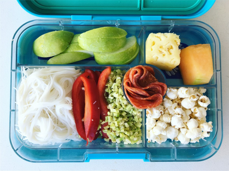 Yumbox lunch box ideas