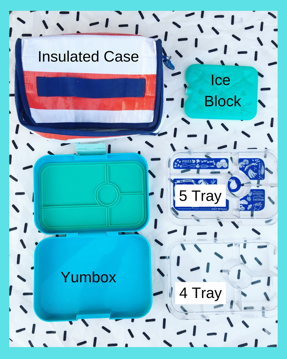 Insulated Case for Yumbox