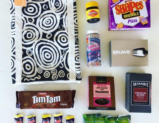 Aussie favourites gift pack