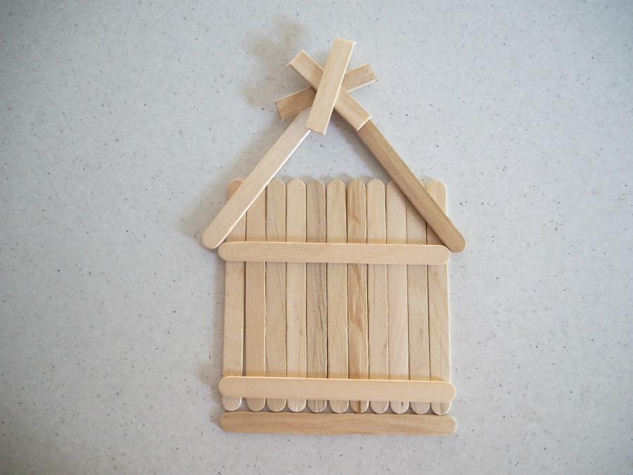 Nativity Ornament Instructions