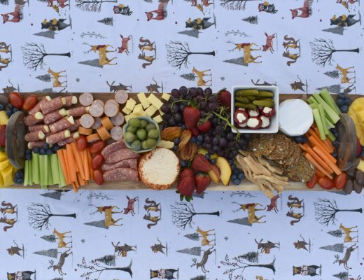 How to make a perfect sharing platter