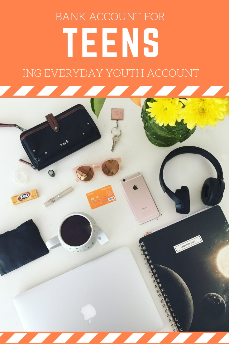ING Everyday Youth Account -- for teens