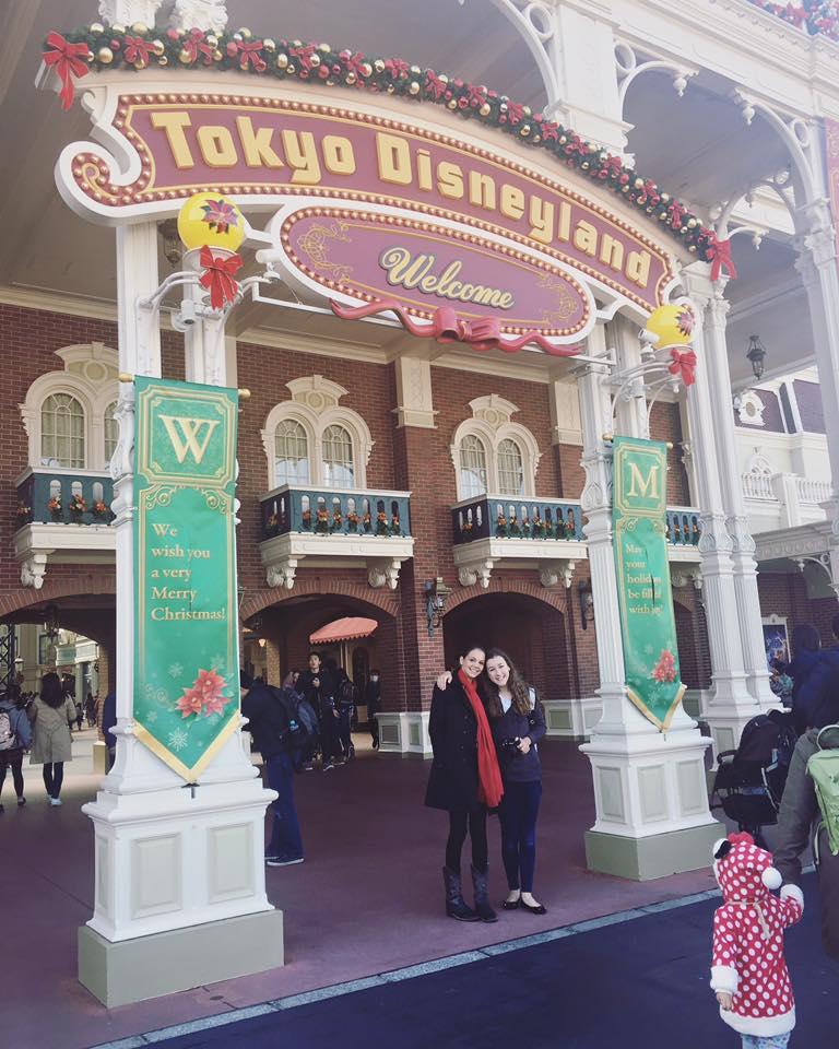 tokyo disneyland fun