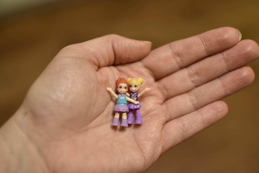 New Polly Pocket Review