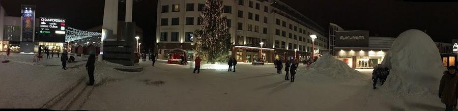Rovaniemi City