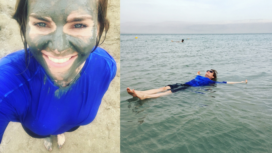 dead sea in israel